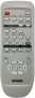 EPSON EB-455WI EB-460 EB-450W EB-450WI EB-440W EB-460I Universal Remote